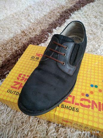 туфли буковые