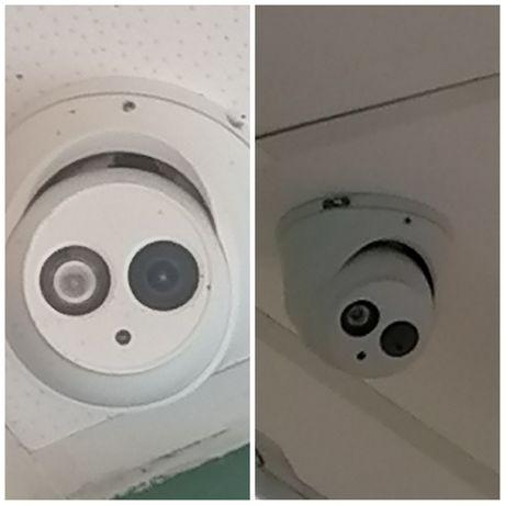 Kamery 6 szt plus monitor