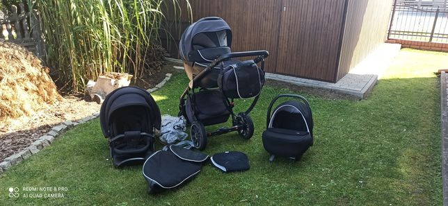 Wózek Anex Sport 2w1 bez fotelika
