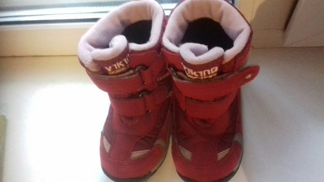 Детские термо ботинки Viking Gore-tex