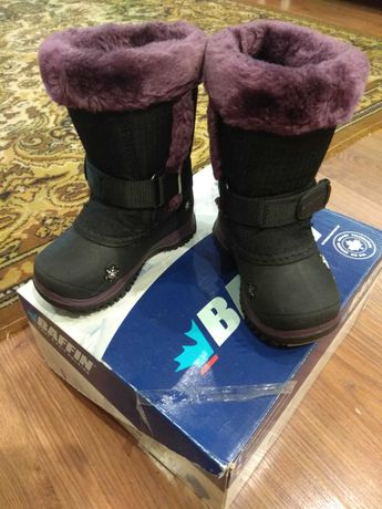 Зимние сапоги Baffin 24 р