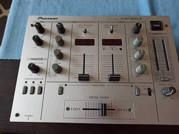 Pioneer DJM 300 #1 (CDJ 100/200/350/400/500/700/800/1000)