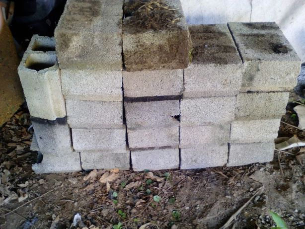 tijolo para placa