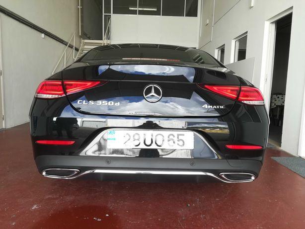 Mercedes CLS 350 d 4Matic AMG Line