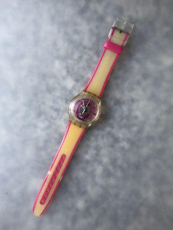 Relógio Swatch Pinksea (SUJK103) // Marcas de uso acentuado