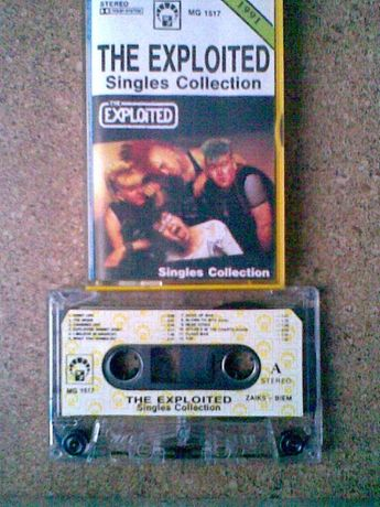The Exploited < singels collection >