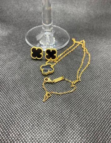 Серьги, подвески, браслеты,в стиле Louis Vuitton, van cleef (ван клиф)