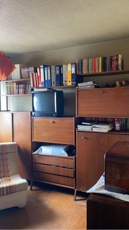 Estudio movel de quarto sala