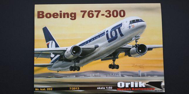 Boeing 767-300 PLL LOT 1/50