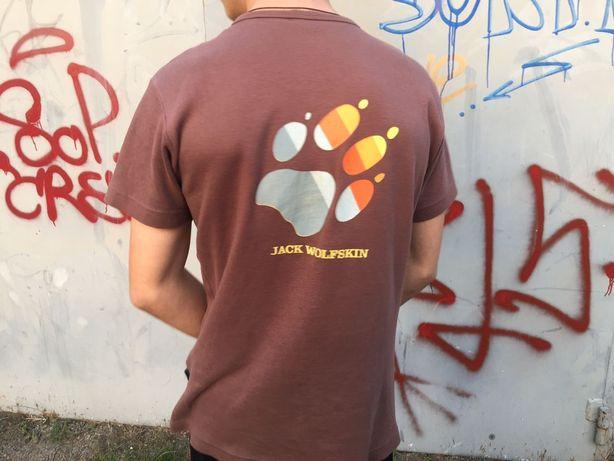 jack wolfskin футболка