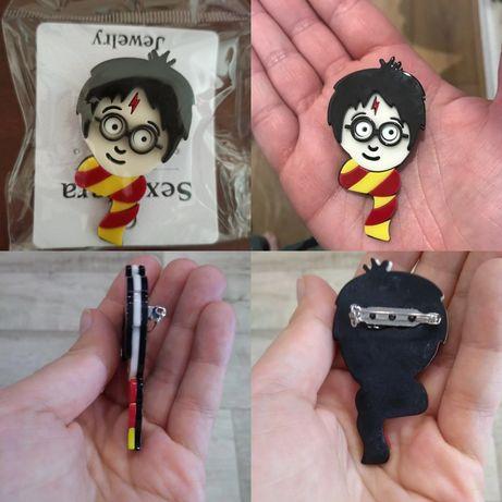 Новая акриловая брошка, Гарри Поттер брош