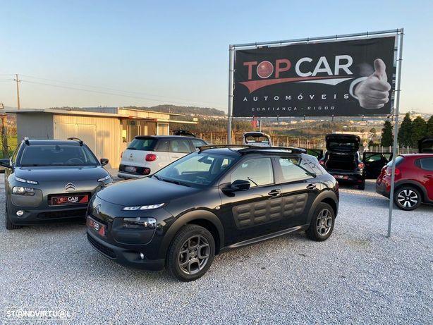 Citroën C4 Cactus 1.6 HDI SHINE ( GPS )