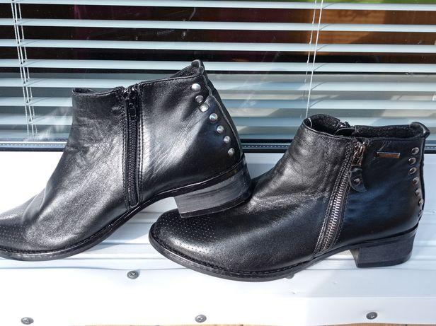 Шкіряне взуття для дівчат