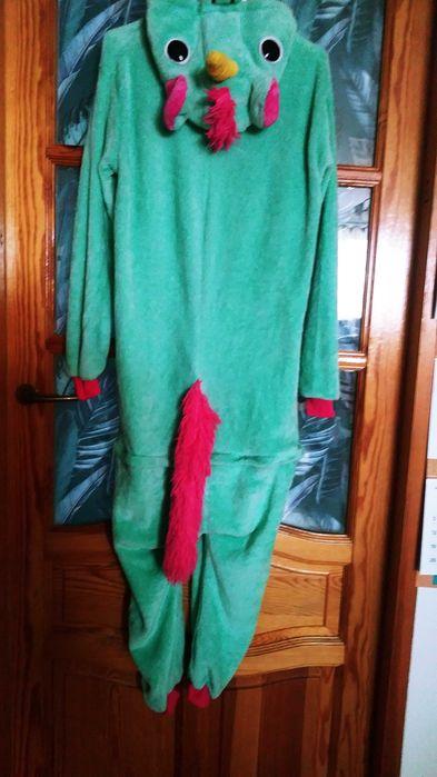 Kigurumi jednorożec. Zielony. Piżama. Przebranie Gdynia - image 1