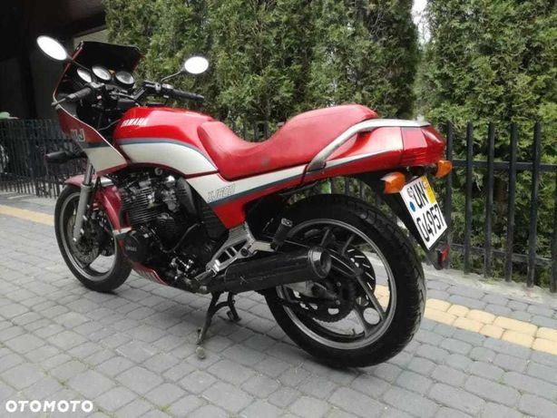 Yamaha  600XJ ,600cm3, typ 51J