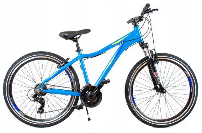 GÓRSKI rower damski MĘSKI 26 KANDS SLIM-R komunia