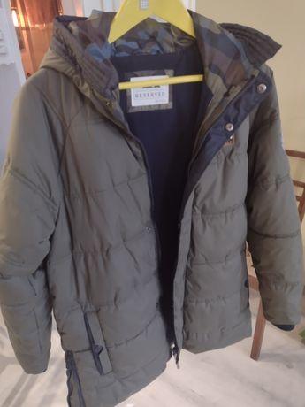 Kurtka zimowa 164 cm
