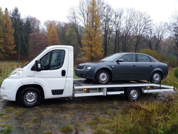 Autolaweta 2007r. 3,0 diesel 1,5t ładunku 2.5 na hak. przebieg 340tys