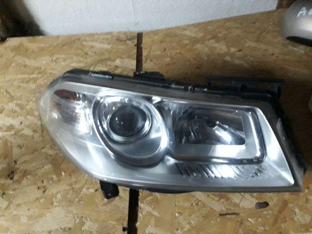 Renault Megane II Lifting lampa prawa europa
