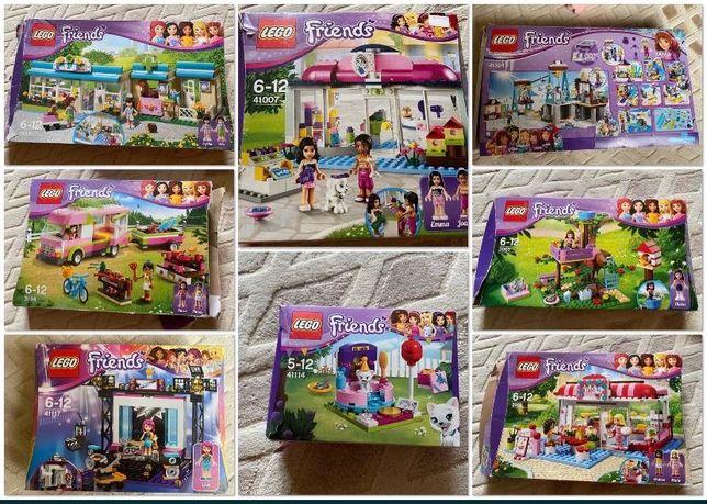 Lego Friends, наборы лего , конструкторы для девочек