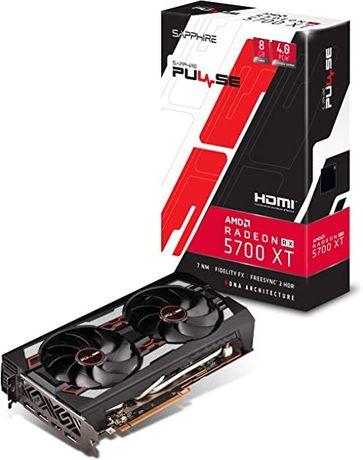 Placa gráfica Sapphire RX 5700 XT 8GB