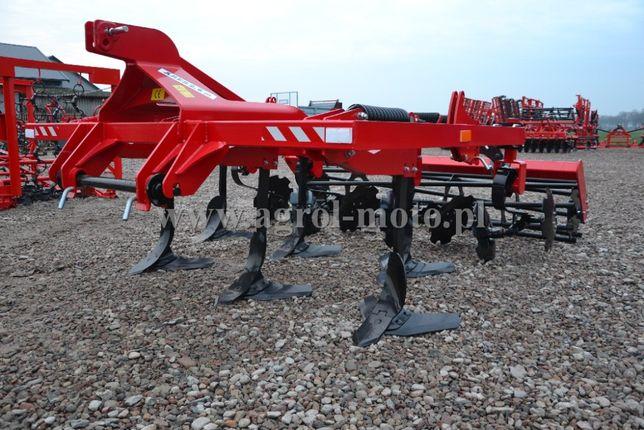 Agregat ścierniskowy podorywkowy 3 m Gruber Agro Factory Faktory.