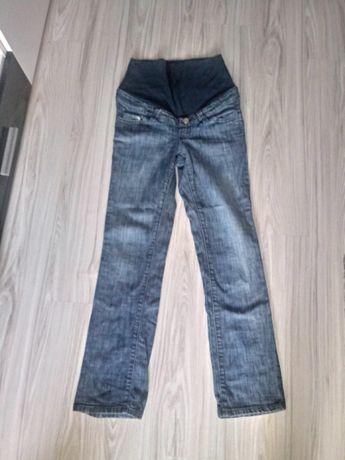 Spodnie ciążowe H&M mama S