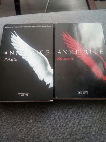 Anna Rice pokuta i kuszenie