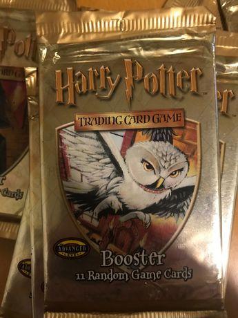 Harry Potter / Pokemon Base set Boosters