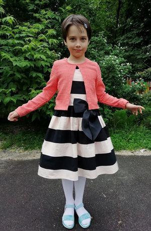 Платье пышное Next рост 128-134