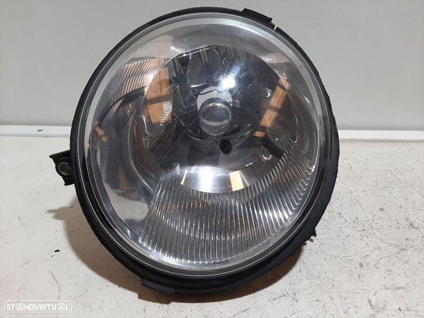Farol normal COM DEFEITO Esq Usado VW/LUPO (6X1, 6E1)/1.2 TDI 3L | 07.99 - 07.05...