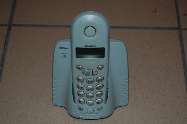 Telefon bezprzewodowy Siemens Gigaset 200