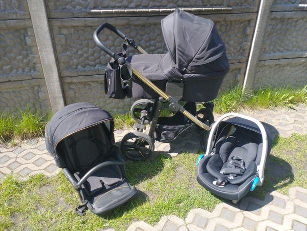 Wózek dla dziecka 3w1 gratisy