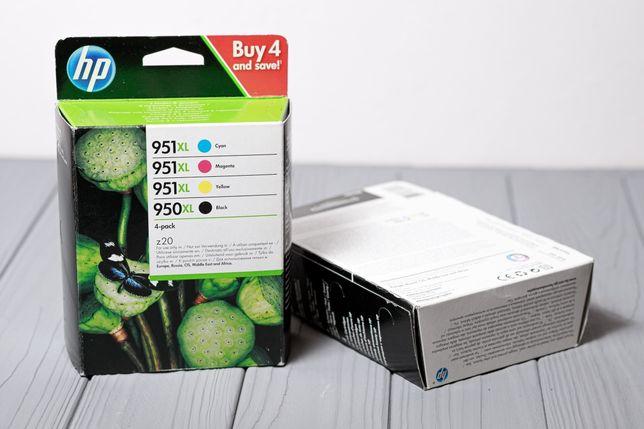 Набор картриджей для HP принтер 950XL/951XL (C2P43AE) 4 шт