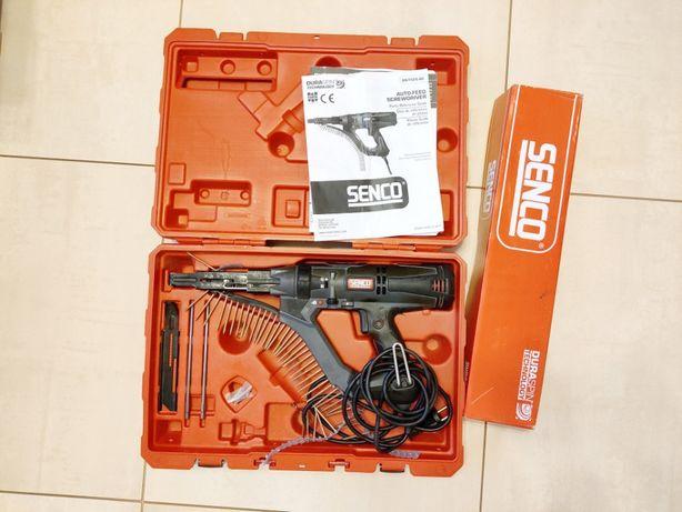 Wkrętarka taśmowa Senco 230V DS7525 +10 000szt. wkrętów