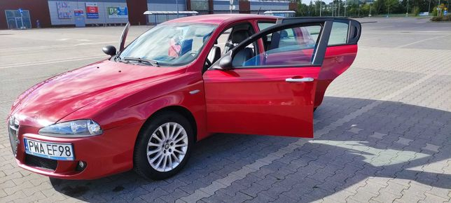 Alfa Romeo 147 1.6TS 120KM