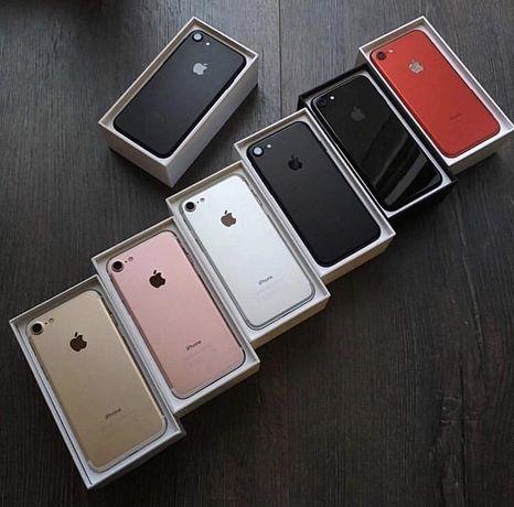 Новый iPhone ! 7Plus 32/128Gb , все цвета ! Год гарантия !