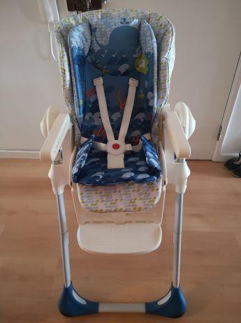 Cadeira de refeição Chicco Polly 2 em 1