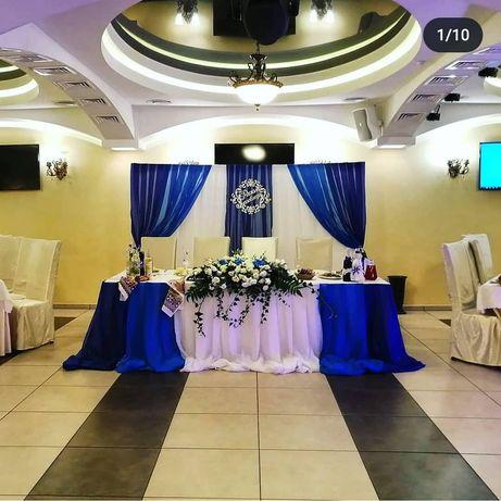 Свадебная арка, ширма, фотозона, баннер, декор зала Аренда