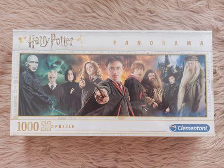 Nowe puzzle Harry Potter 1000 elementów