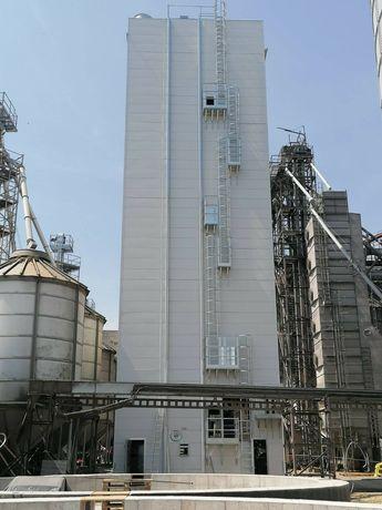 Зерносушилки,енергозберігаючі Drytech(UNIA,ARAJ)