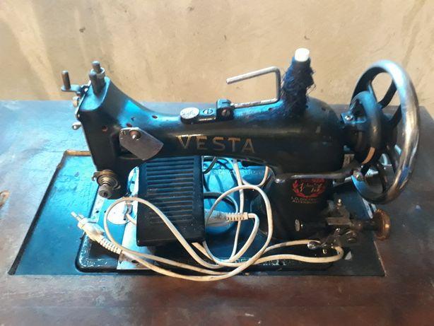 Stara maszyna do szycia