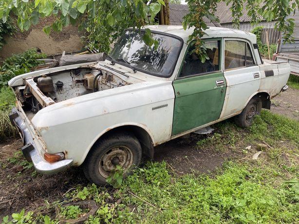 Москвич 412 разборка