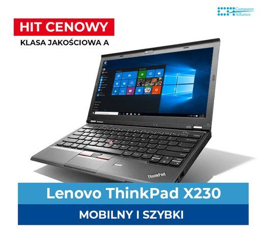 Laptop Lenovo X230 i5-3320m   4GB   120GB SSD   GW 6m-cy   Klasa A