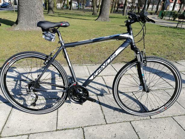 Nowy rower Crossowy Kands crossline 1100/shimano acera/24 biegi