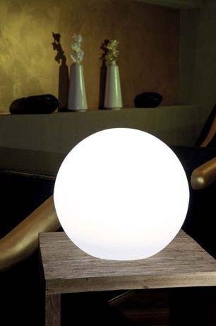Kula lampa ogrodowa 30 cm - 6W LED, Made in Italy