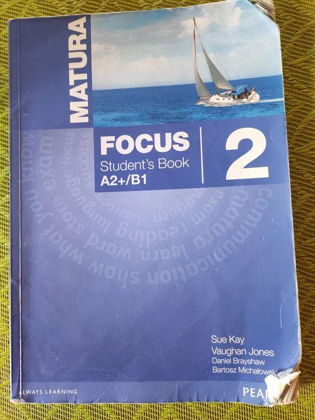 Focus 2 matura angielski podręcznik