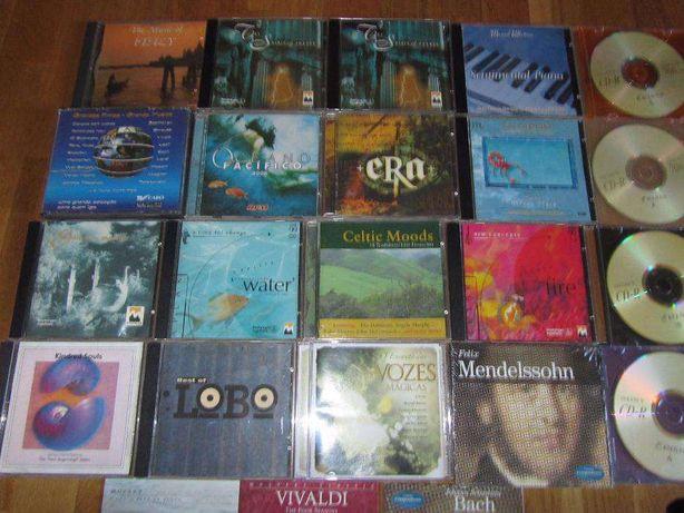 23 cds musica celtica, intrumental, classica