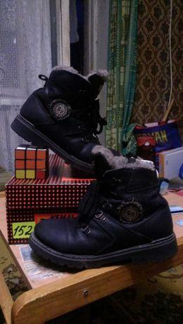 Зимние ботинки. р.34 Турция