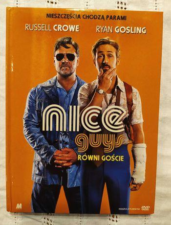 Nice Guys - Russel Crowe film DVD stan idealny